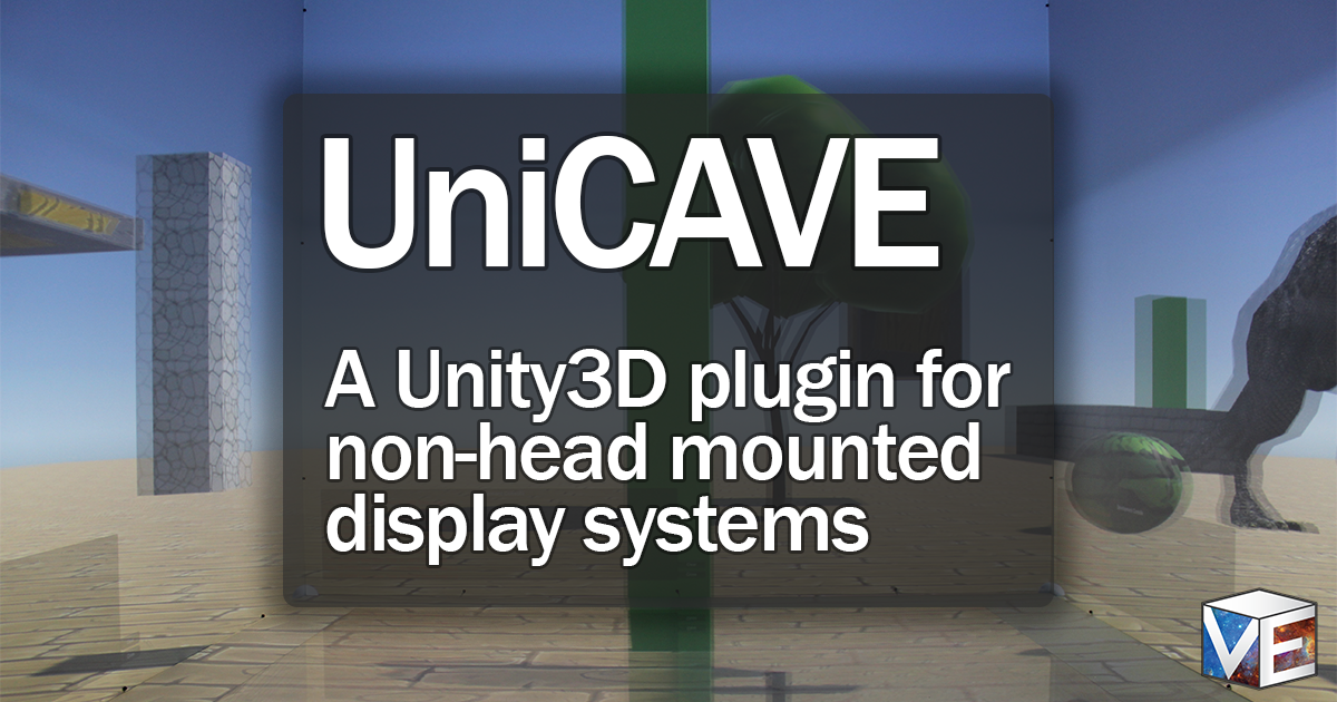 UniCAVE - a Unity3D Plugin for Non-Head Mounted Virtual Reality Display Systems