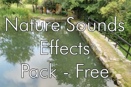 Nature Sounds Pack - Free