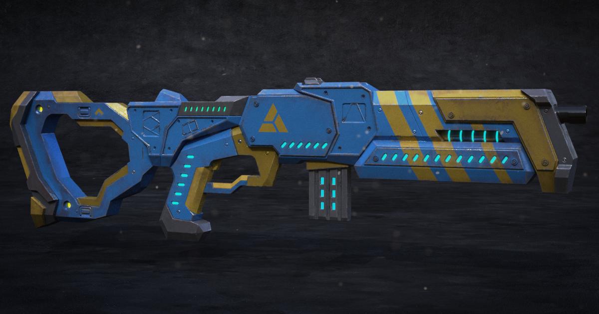 Multi-Purpose Gun (MPG)