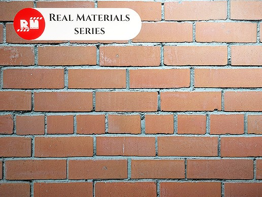 Wall Brickwork Red