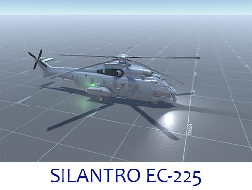 Silantro EC-225 Super Puma