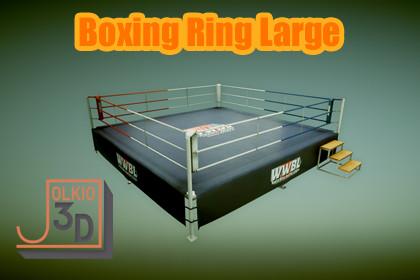 Boxing Ring Large