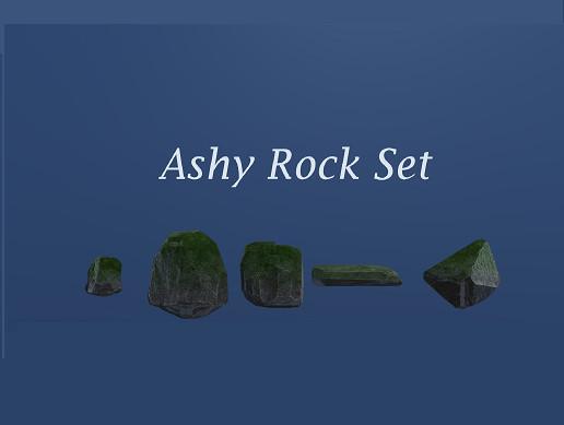 Ashy Rock Set