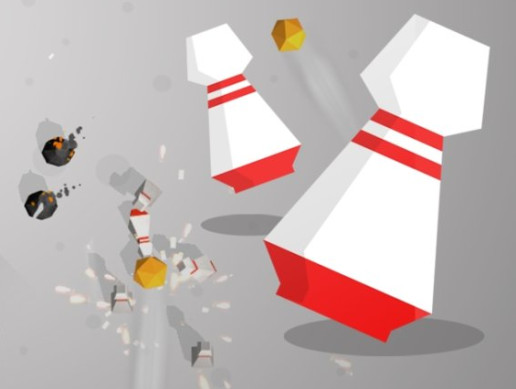 Mini Bowling 3D Game Template