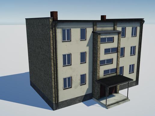 House with 3 Floors