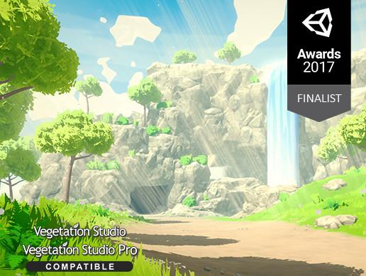 Fantasy Adventure Environment - Asset Store