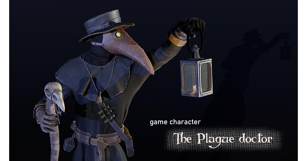 mr. Plague doctor
