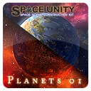 Planet Expansion Pack 01 (SPACE for Unity)