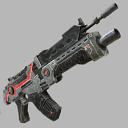 Sci-Fi Gun Light