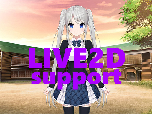 live2d assets