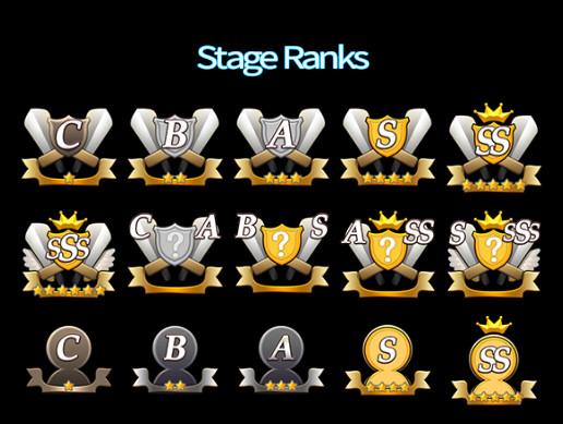 Stage Ranks