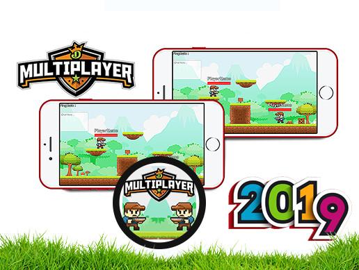 Photon PUN 2 - Multiplayer Shooting Game (2019)