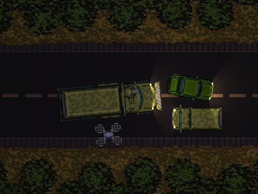 2D Pixel Car pack