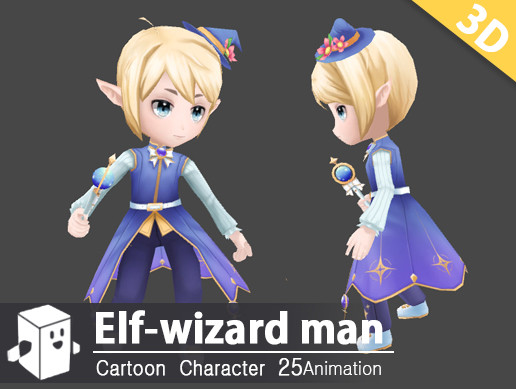 Elf-Wizard_man