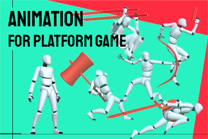 Animation for Platform Game