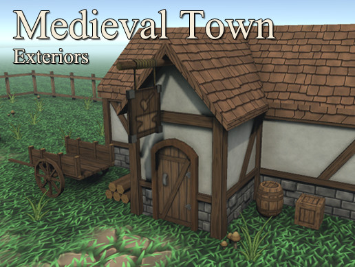 Medieval Town Exteriors