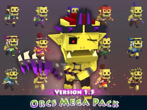 Orcs Mega Pack