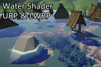 Water Shader (URP & LWRP)
