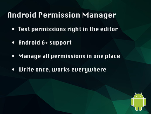 Android Permission Manager