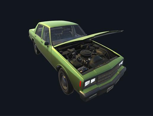 Real Car 4