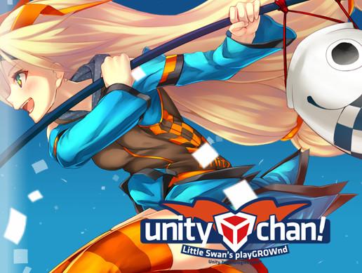 Unity-Chan!