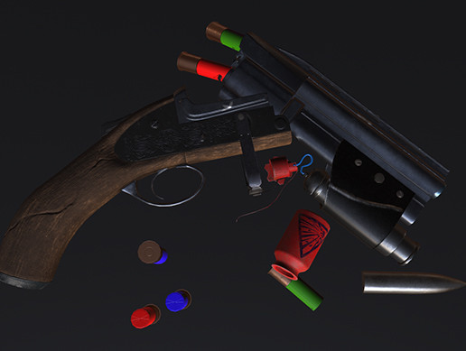 Vertical Shotgun