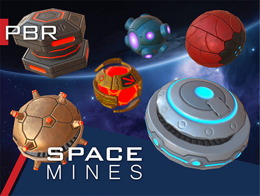 Space Mines