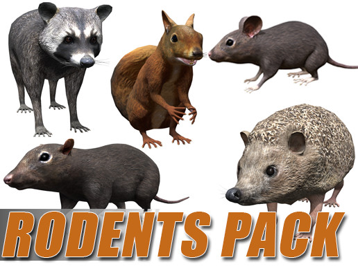Rodent pack