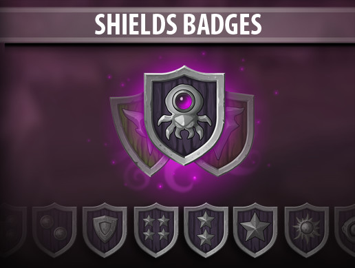 Shields Badges
