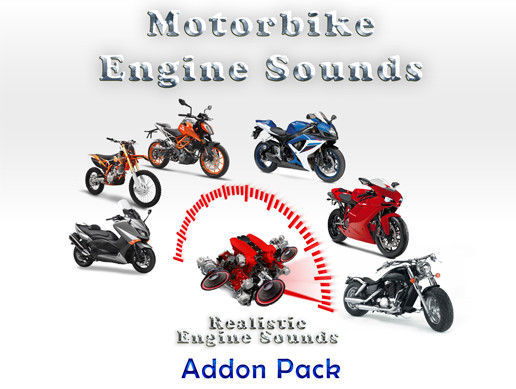 Motorbike Engine Sounds - RES Addon