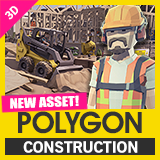 POLYGON - Construction Pack