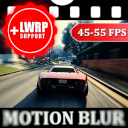Fast Mobile Camera Motion Blur with LWRP support