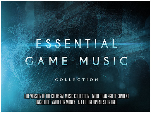 Essential Game Music Collection