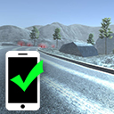Mountain Race Track - Mobile Optimized