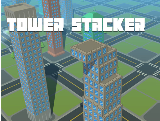 Tower Stacker Game Template
