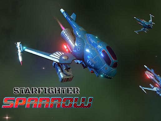 Starfighter Sparrow