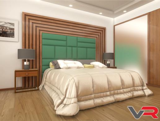HQ Modern Hotel Room