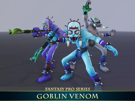 Goblin Venom