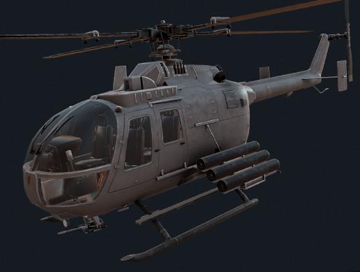 MBB Bo 105