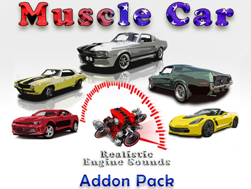 Muscle Car Engine Sounds - RES Addon