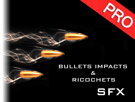 Bullets Impacts and Ricochets