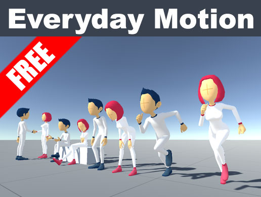 Everyday Motion Pack Free