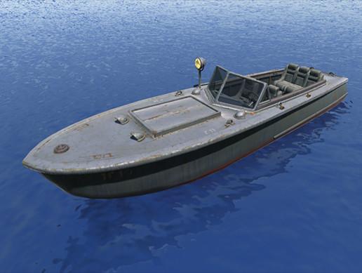 Army Patrol Boat