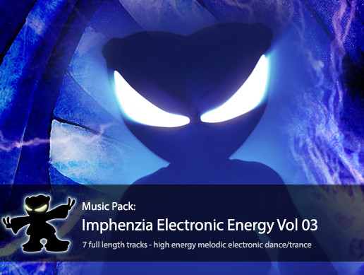 Music Pack - Imphenzia Electronic Energy Vol 03