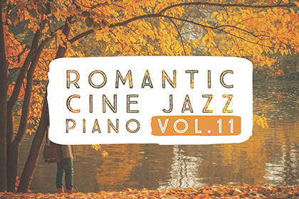 ROMANTIC CINE JAZZ PIANO VOL.11