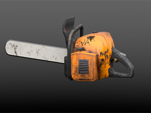 Dirty Chainsaw