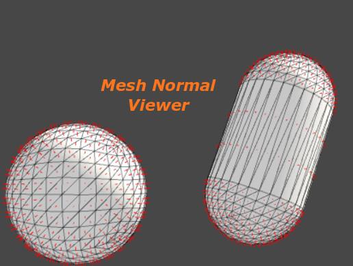 MeshNormalViewer