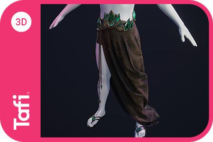 Aegis Outfit Male from Tafi