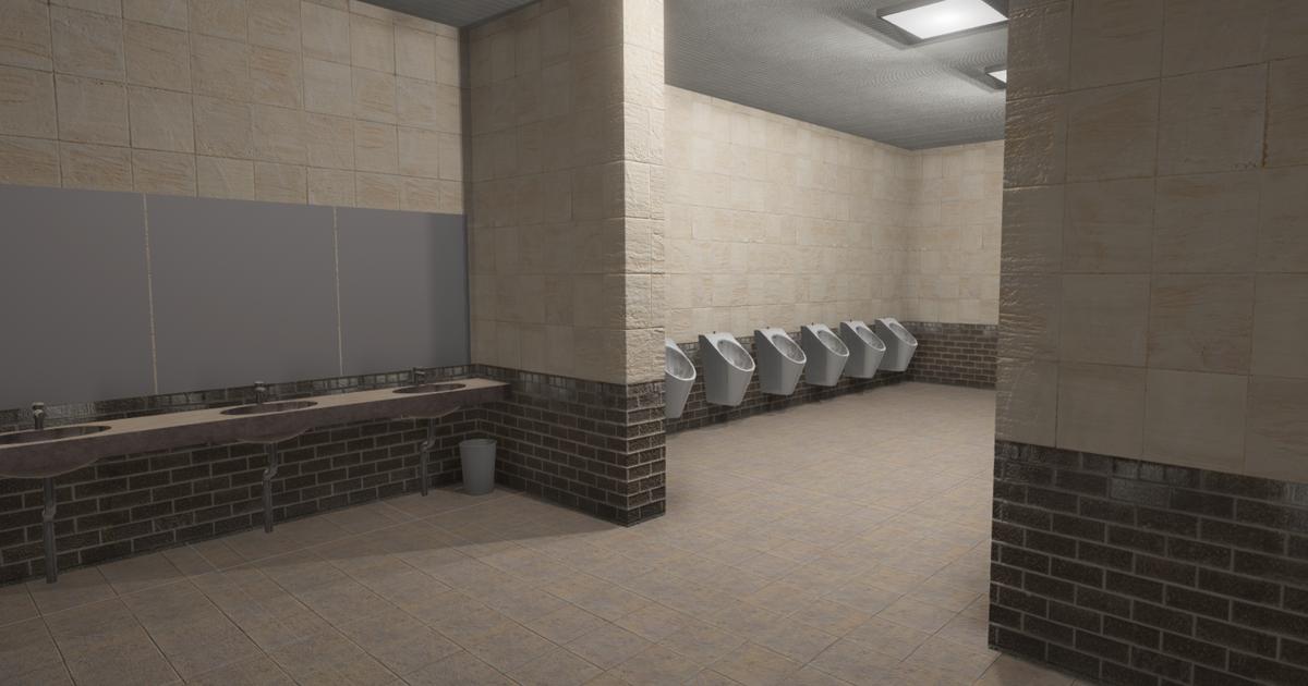 Restroom - interior