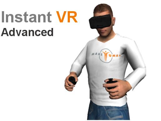 InstantVR Advanced - Asset Store